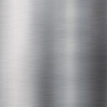 brushed aluminium foil