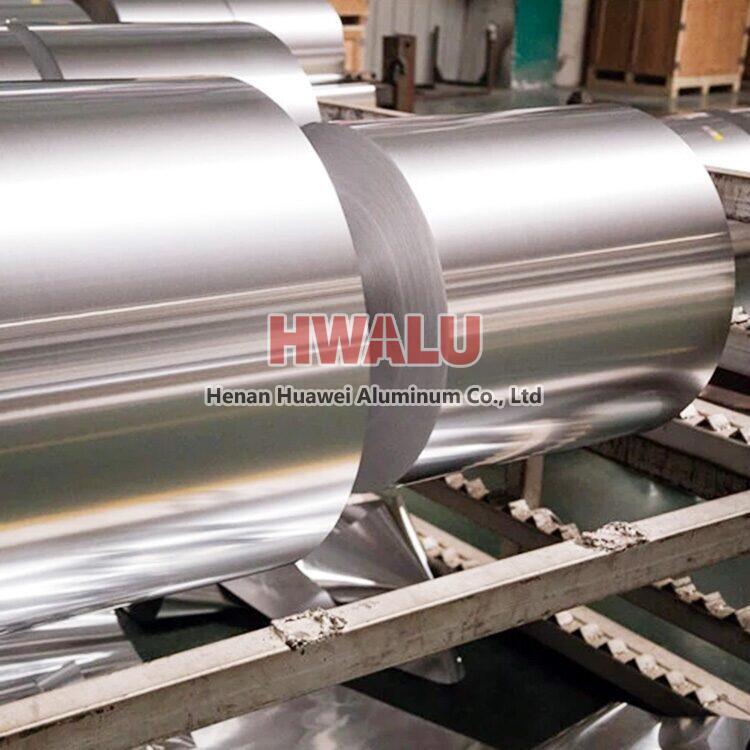 aluminum foil food packaging film