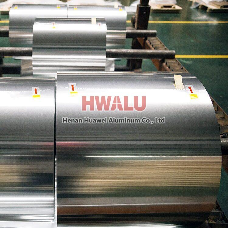 aluminum foil packaging