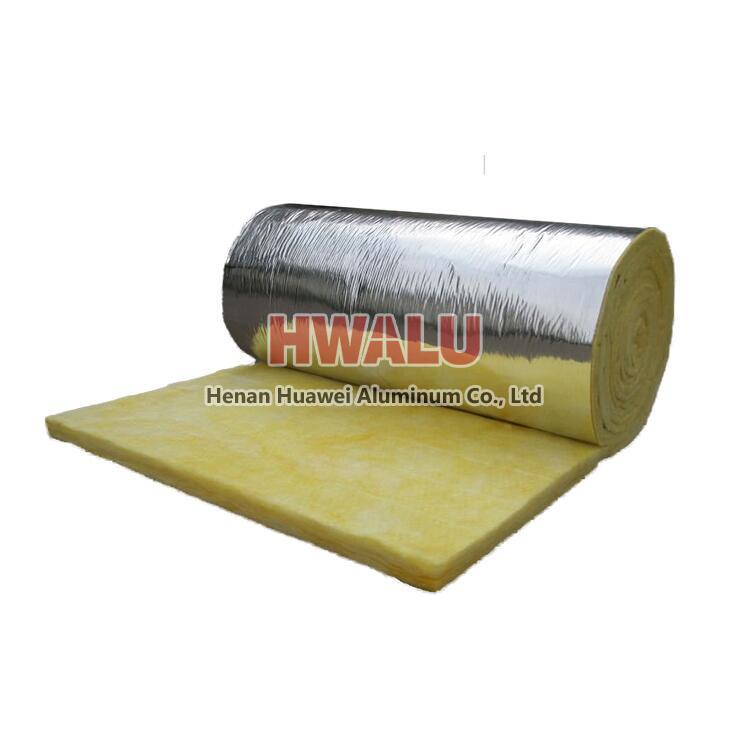 foam insulation aluminum foil