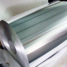 aluminum foil baking