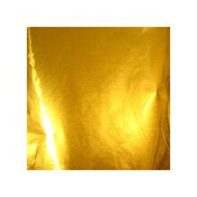 golden color aluminum foil paper