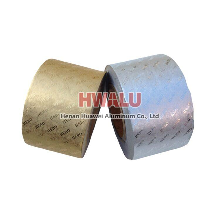 cigarette aluminum foil paper