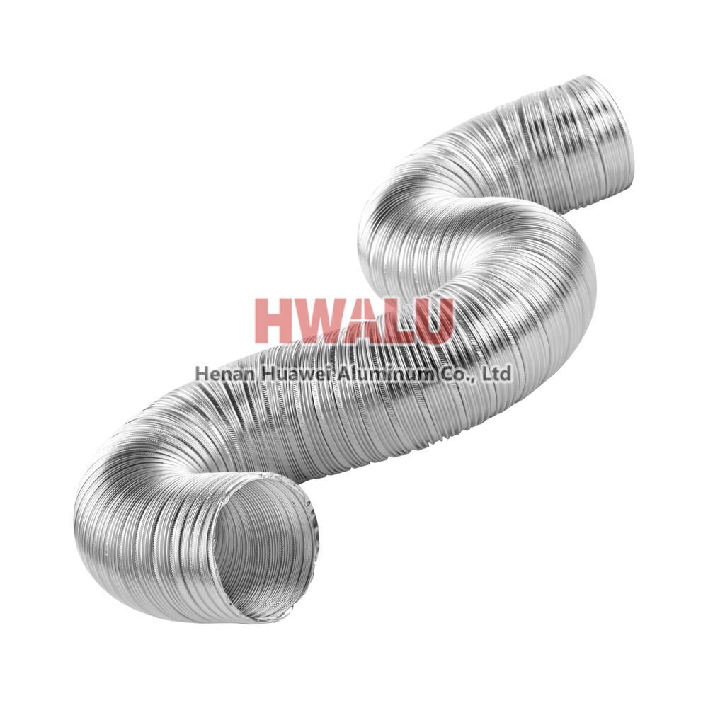 aluminum foil hose