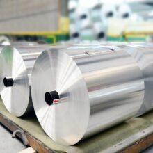 finstock aluminum foil