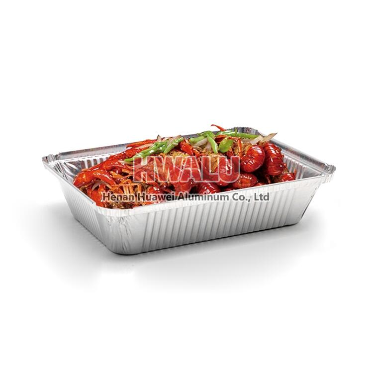 foil tray aluminum