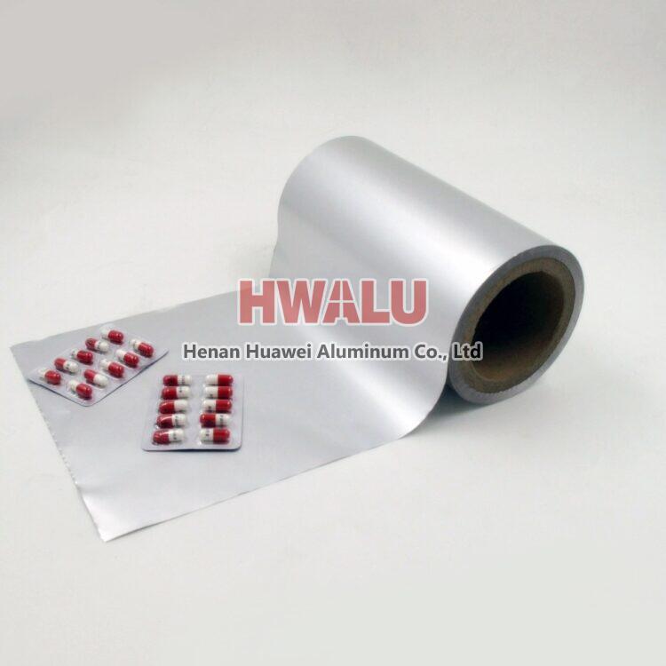 pvc foils capsules