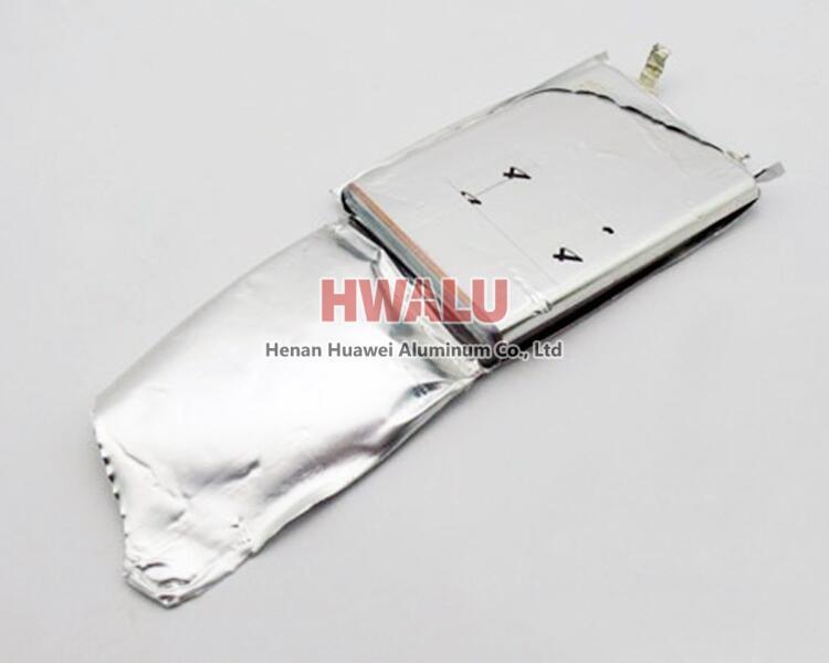 battery aluminum foil
