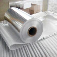 reflective aluminum foil