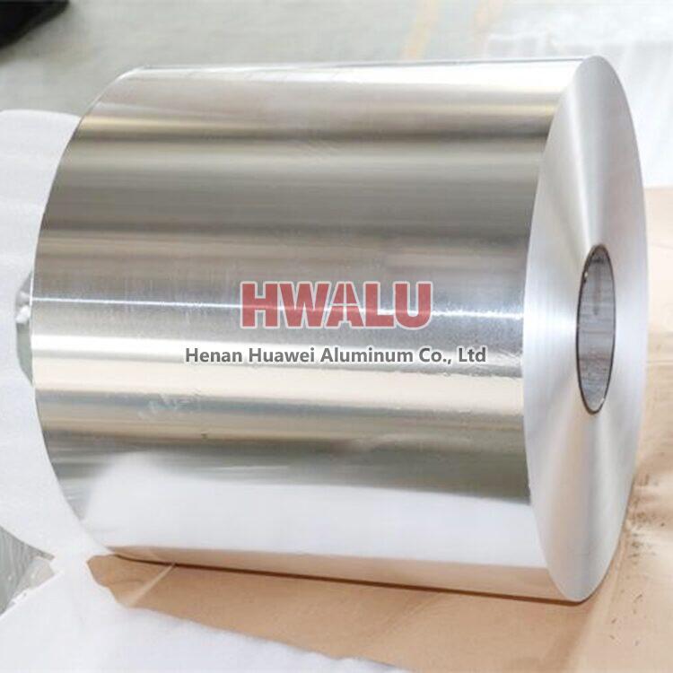 aluminum foil for coffee capsule