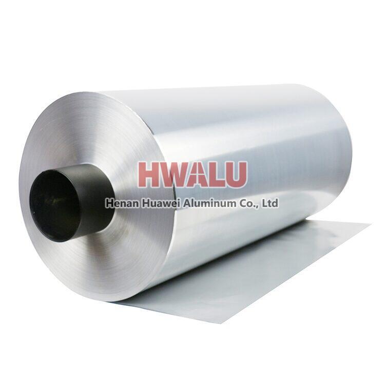 thin aluminum foil
